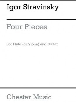 Four Pieces(Levering) available at Guitar Notes.