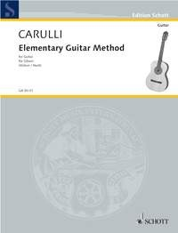 Elementary Guitar Method(Hunt) available at Guitar Notes.
