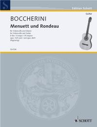 Menuet & Rondeau(Ragossnig/Jerie) available at Guitar Notes.