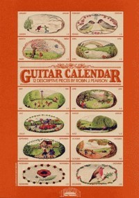 Guitar Calendar available at Guitar Notes.