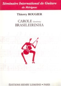 Carole et Brasileirinha available at Guitar Notes.
