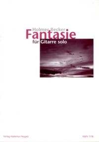 Fantasie (Hiesl) available at Guitar Notes.