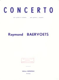 Concerto available at Guitar Notes.