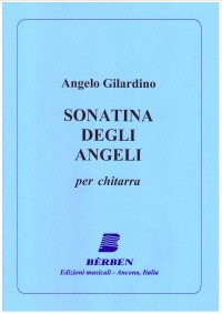 Sonatina degli Angeli available at Guitar Notes.