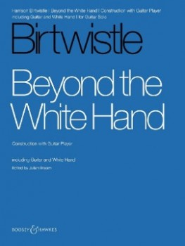 Beyond the White Hand available at Guitar Notes.
