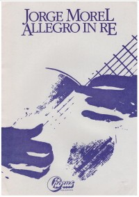 Allegro in Re available at Guitar Notes.