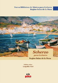 Scherzo available at Guitar Notes.
