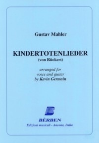 Kindertotenlieder available at Guitar Notes.