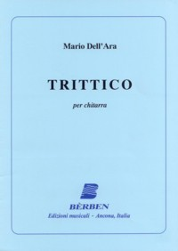 Trittico available at Guitar Notes.