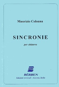 Sincronie available at Guitar Notes.
