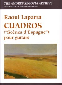 Cuadros (Gilardino/Biscaldi) available at Guitar Notes.
