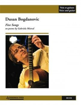 Five Songs [Med Voc] available at Guitar Notes.