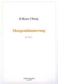 Morgendammerung available at Guitar Notes.