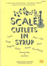 Scale Cutlets in Syrup available at Guitar Notes.