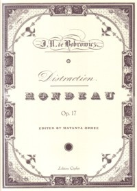 Distraction Rondeau, op.17(Ophee) available at Guitar Notes.