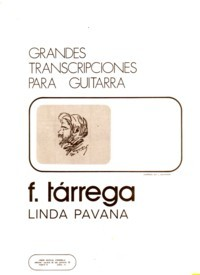 Linda Pavana available at Guitar Notes.