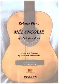 Melancolie available at Guitar Notes.