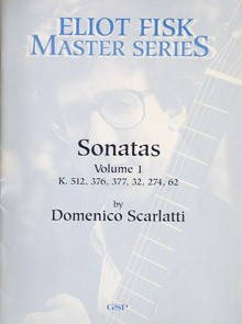 Sonatas, Vol.1(Fisk) available at Guitar Notes.