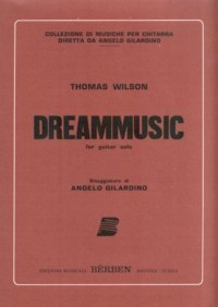 Dream Music available at Guitar Notes.