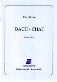 Bach-chat(Andresier) available at Guitar Notes.