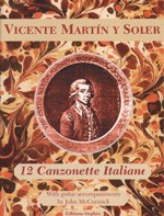 12 Canzonette Italiane available at Guitar Notes.