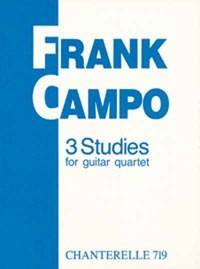 Three Studies available at Guitar Notes.