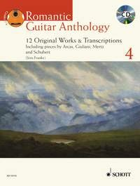 Romantic Guitar Anthology 4 [BCD] available at Guitar Notes.