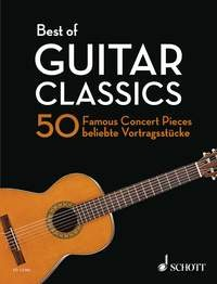 Best of Guitar Classics available at Guitar Notes.