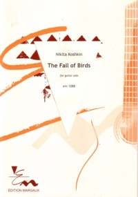 The Fall of Birds available at Guitar Notes.