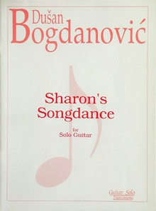 Sharon's Song Dance available at Guitar Notes.