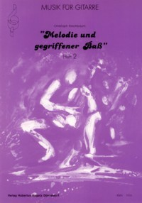 Melody & Stopped Bass, Vol.2 available at Guitar Notes.