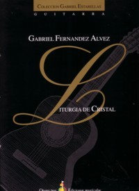 Liturgia de Cristal available at Guitar Notes.