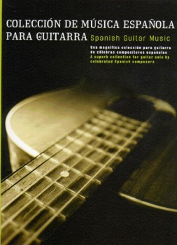 Coleccion de Musica Espanola para guitarra available at Guitar Notes.