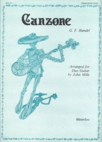 Canzone(Mills) available at Guitar Notes.