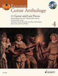 Baroque Guitar Anthology 4 [BCD] available at Guitar Notes.