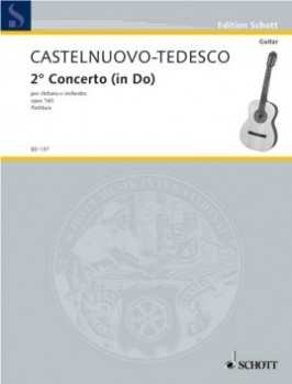 Concerto no.2 in C, op.160 [parts] available at Guitar Notes.
