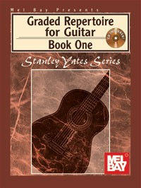 Graded Repertoire, Book 1 available at Guitar Notes.