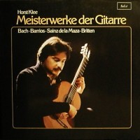 Meisterwerke fur Gitarre available at Guitar Notes.