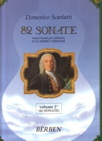 82 Sonatas, Vol.2(Giuliani) available at Guitar Notes.