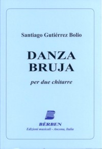 Danza Bruja available at Guitar Notes.