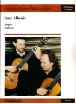 Aragon; Mallorca(Gruber-Maklar) available at Guitar Notes.