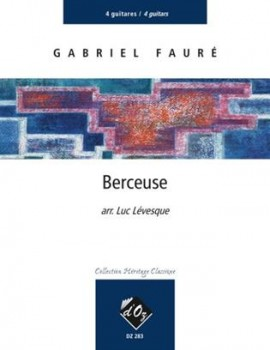 Berceuse(Levesque) available at Guitar Notes.