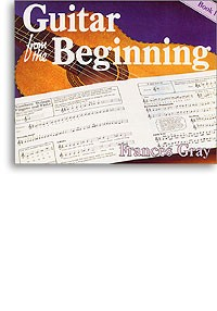 Guitar from the Beginning Book 1 available at Guitar Notes.