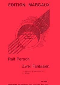 Zwei Fantasien available at Guitar Notes.