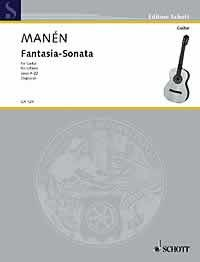 Fantasia:Sonata(Segovia) available at Guitar Notes.