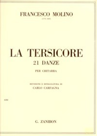 La Tersicore(Carfagna) available at Guitar Notes.