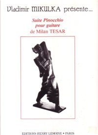 Suite Pinocchio(Mikulka) available at Guitar Notes.