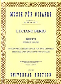 Duetti(Kanthou) available at Guitar Notes.