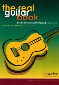 The Real Guitar Book, Vol.2 available at Guitar Notes.