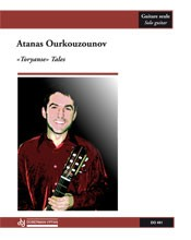 Toryanse Tales available at Guitar Notes.